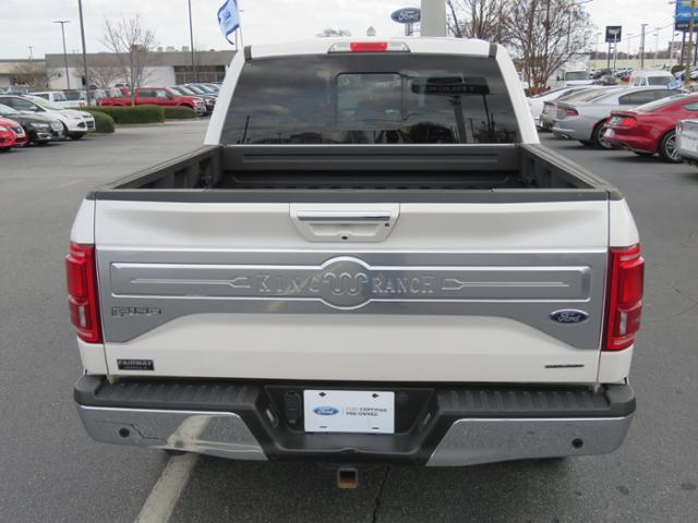 2015 F-150 Super Cab 4x4, Pickup #S426A - photo 5