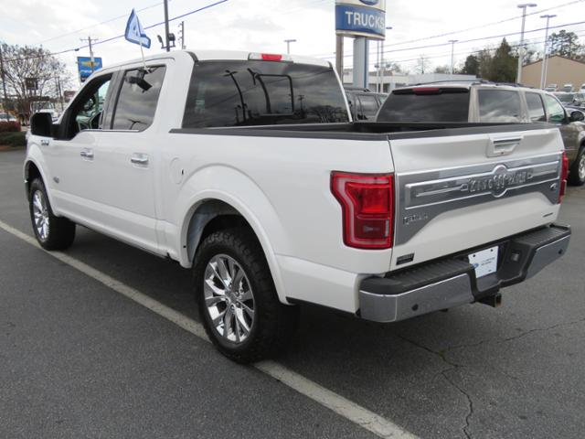 2015 F-150 Super Cab 4x4, Pickup #S426A - photo 6