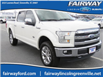 2015 F-150 Super Cab 4x4, Pickup #S426A - photo 1