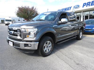 2016 F-150 SuperCrew Cab 4x4,  Pickup #S431A - photo 4