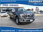 2016 F-150 SuperCrew Cab 4x4,  Pickup #S431A - photo 1
