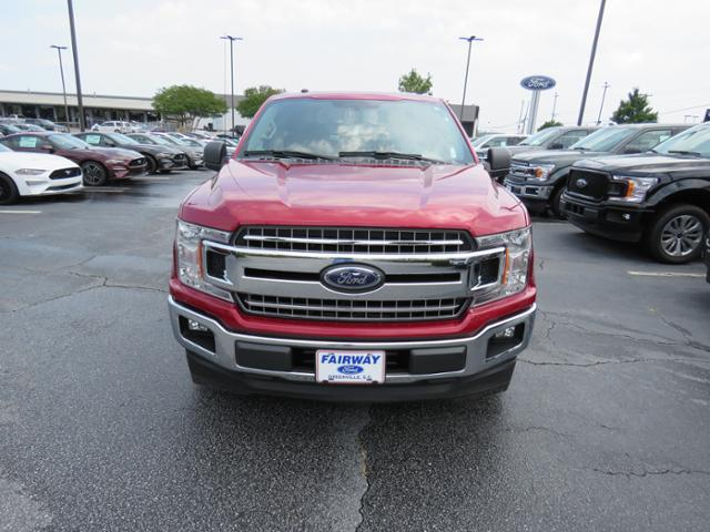 2018 F-150 SuperCrew Cab 4x2,  Pickup #S449 - photo 3