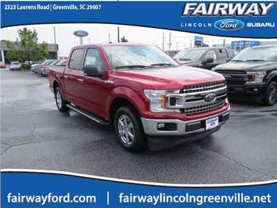 2018 F-150 SuperCrew Cab 4x2,  Pickup #S449 - photo 1