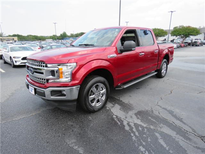 2018 F-150 SuperCrew Cab 4x2,  Pickup #S449 - photo 4