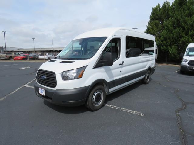 2018 Transit 350 Med Roof 4x2,  Passenger Wagon #S497 - photo 4