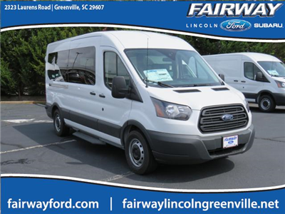 2018 Transit 350 Med Roof,  Passenger Wagon #S497 - photo 1