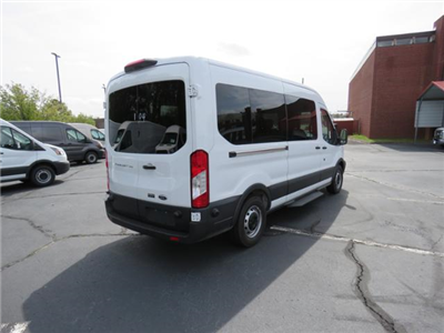 2018 Transit 350 Med Roof 4x2,  Passenger Wagon #S497 - photo 2
