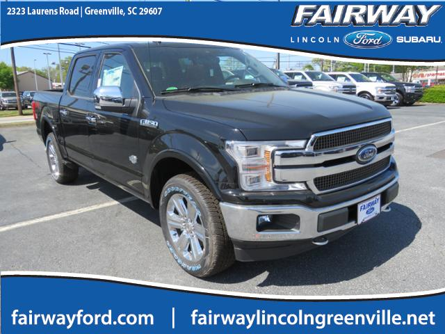 2018 F-150 SuperCrew Cab 4x4,  Pickup #S516 - photo 1