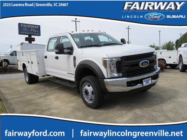 2018 F-450 Crew Cab DRW 4x2,  Knapheide Service Body #S544 - photo 1