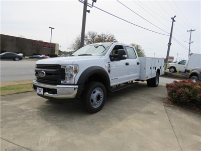 2018 F-450 Crew Cab DRW 4x2,  Knapheide Service Body #S544 - photo 4