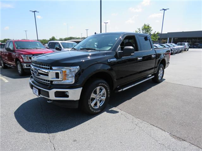 2018 F-150 SuperCrew Cab 4x4,  Pickup #S636 - photo 4