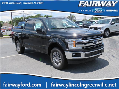 2018 F-150 SuperCrew Cab 4x4,  Pickup #S685 - photo 1