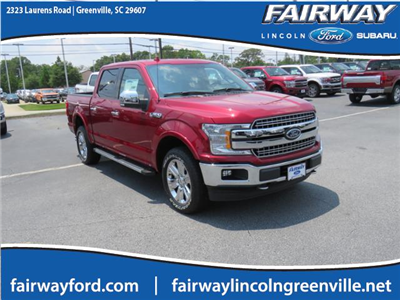 2018 F-150 SuperCrew Cab 4x4,  Pickup #S696 - photo 1