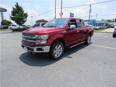 2018 F-150 SuperCrew Cab 4x4,  Pickup #S696 - photo 4