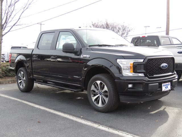 2019 F-150 SuperCrew Cab 4x4,  Pickup #T151 - photo 3
