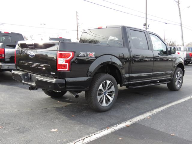 2019 F-150 SuperCrew Cab 4x4,  Pickup #T151 - photo 2
