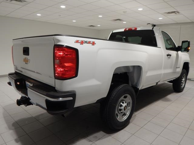 2017 Silverado 2500 Regular Cab 4x4 Pickup #16340 - photo 2