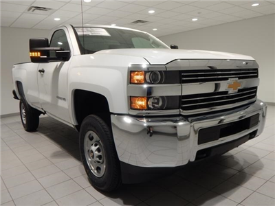 2017 Silverado 2500 Regular Cab 4x4 Pickup #16340 - photo 1