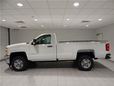 2017 Silverado 2500 Regular Cab 4x4 Pickup #16340 - photo 5