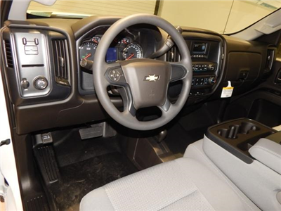 2017 Silverado 2500 Regular Cab 4x4 Pickup #16340 - photo 8