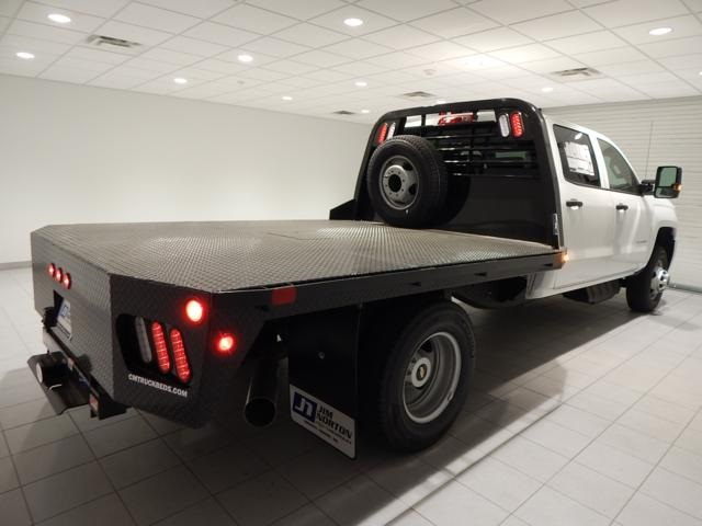 2017 Silverado 3500 Crew Cab Platform Body #16355 - photo 2