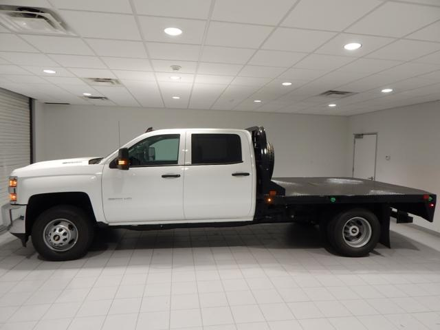 2017 Silverado 3500 Crew Cab 4x4, Platform Body #17310 - photo 5