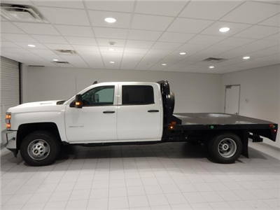 2017 Silverado 3500 Crew Cab 4x4 Platform Body #17310 - photo 5