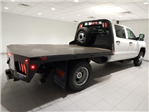 2017 Silverado 3500 Crew Cab 4x4, Platform Body #17310 - photo 1