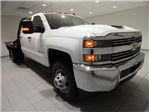 2017 Silverado 3500 Crew Cab 4x4 Platform Body #17310 - photo 1