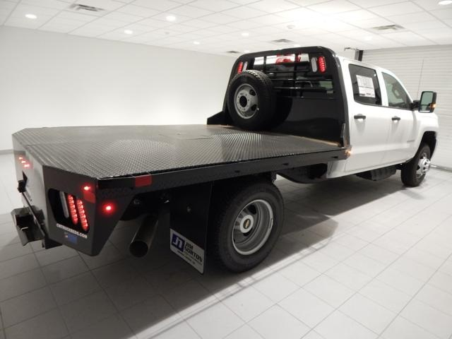 2017 Silverado 3500 Crew Cab 4x4 Platform Body #17312 - photo 2