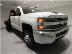2017 Silverado 3500 Crew Cab 4x4 Platform Body #17312 - photo 1