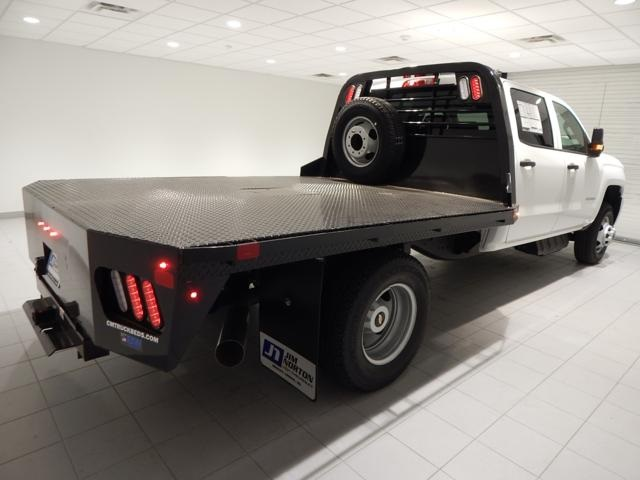 2017 Silverado 3500 Crew Cab 4x4 Platform Body #17317 - photo 2