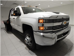 2017 Silverado 3500 Crew Cab 4x4 Platform Body #17317 - photo 1
