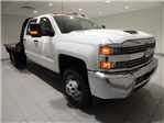 2018 Silverado 3500 Crew Cab 4x4, Platform Body #17450 - photo 1