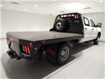 2018 Silverado 3500 Crew Cab 4x4 Platform Body #17450 - photo 1