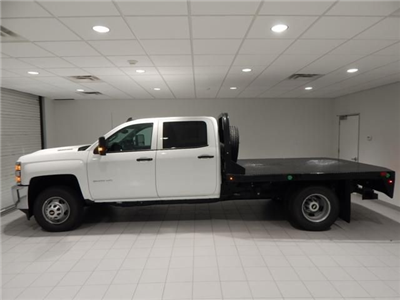 2018 Silverado 3500 Crew Cab 4x4 Platform Body #17451 - photo 5