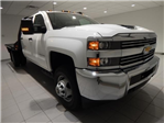 2018 Silverado 3500 Crew Cab 4x4, Platform Body #17451 - photo 1