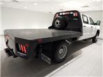 2018 Silverado 3500 Crew Cab 4x4 Platform Body #17451 - photo 2