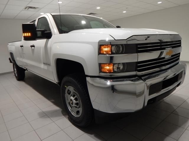 2018 Silverado 2500 Crew Cab 4x4 Pickup #17452 - photo 1