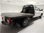 2018 Silverado 3500 Crew Cab 4x4 Platform Body #17502 - photo 1