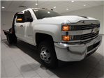 2018 Silverado 3500 Crew Cab 4x4 Platform Body #17538 - photo 1