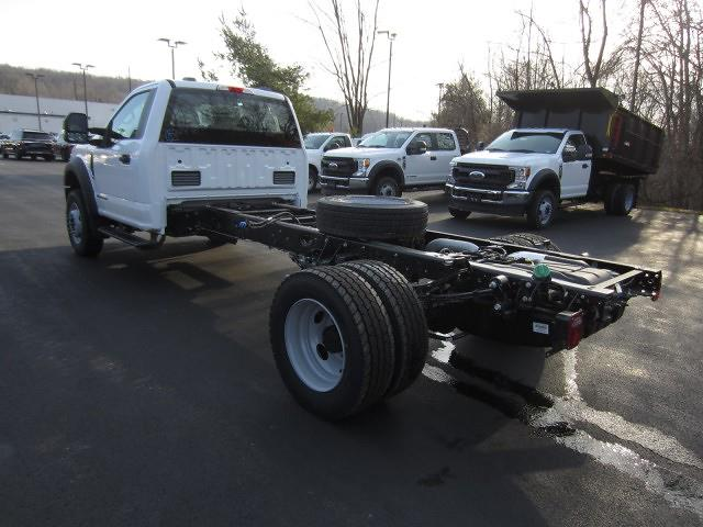 2021 Ford F-600 Regular Cab DRW 4x4, Cab Chassis #210168T - photo 1