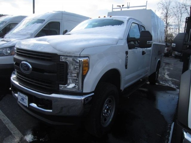 2017 F-350 Super Cab 4x4, Reading Service Utility Van #2171045T - photo 21