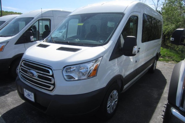 2017 Transit 350 Passenger Wagon #217495T - photo 1