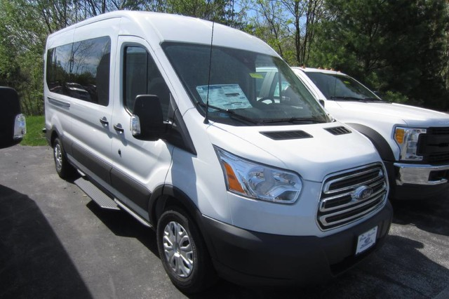 2017 Transit 350 Passenger Wagon #217495T - photo 4