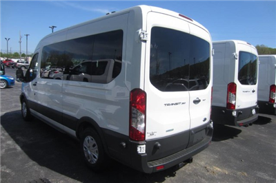 2017 Transit 350 Passenger Wagon #217495T - photo 2