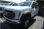 2017 F-450 Super Cab DRW 4x4 Cab Chassis #217790T - photo 1