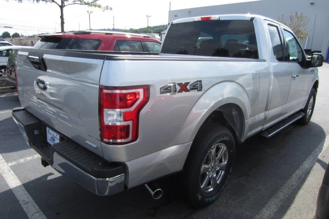 2018 F-150 Super Cab 4x4, Pickup #218001T - photo 5