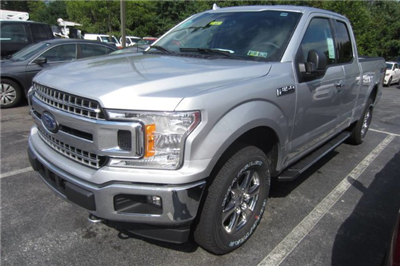 2018 F-150 Super Cab 4x4, Pickup #218001T - photo 1