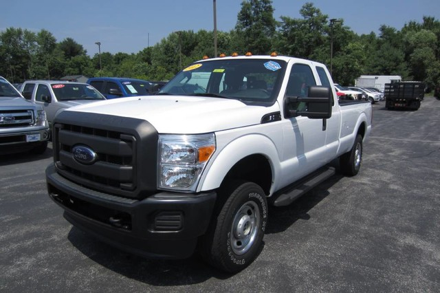 2012 F-250 Super Cab 4x4,  Pickup #218010A - photo 4